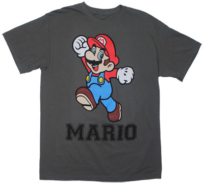 Super Mario: Mario!