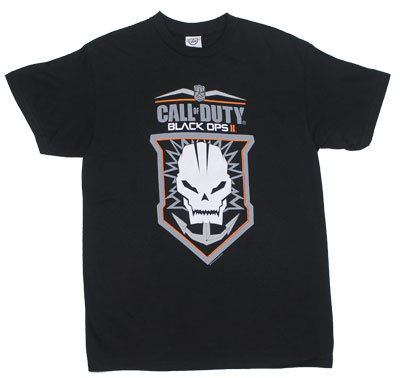 Skull Anchor - Call Of Duty Black Ops II T-shirt