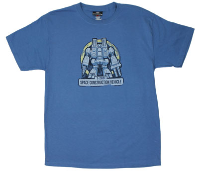 SCV - Starcraft II T-shirt