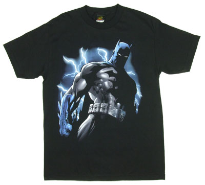 Batman Lightning - DC Comics T-shirt