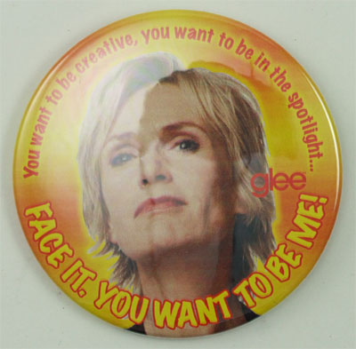 You Want To Be Me - Glee Pin