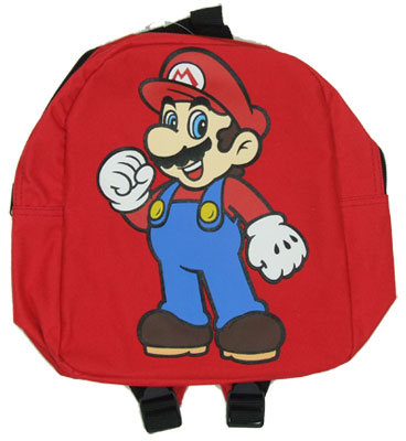 Mario - Nintendo Mini-Backpack