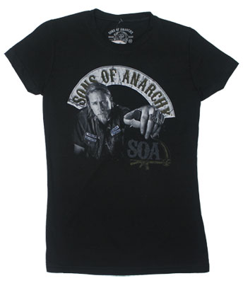 Jax Bike Banner - Sons Of Anarchy Sheer Women&#039;s T-shirt