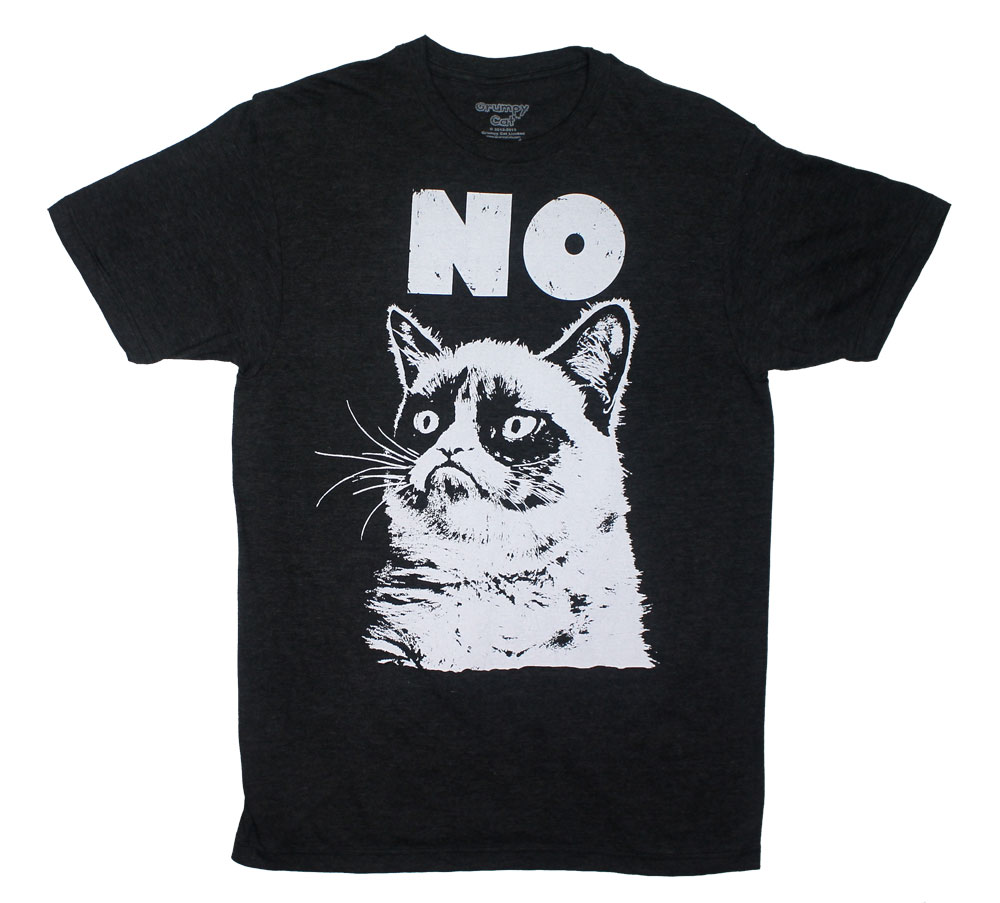 NO - Grumpy Cat T-shirt