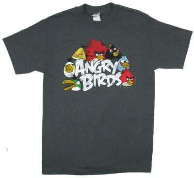 The Nest - Angry Birds T-shirt