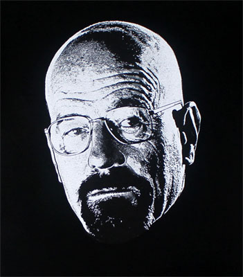 Big Heisenberg Face - Breaking Bad T-shirt