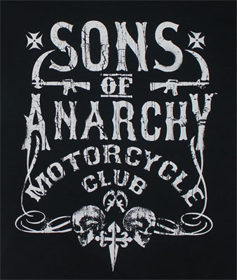 Bold Motor Club - Sons Of Anarchy T-shirt