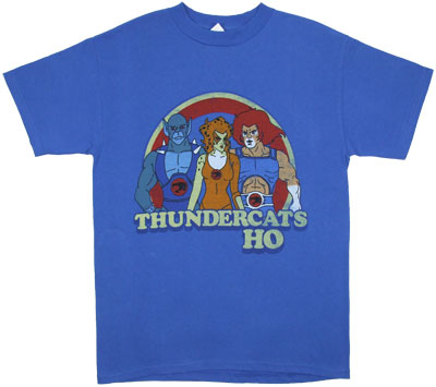 Thundercats Ho - Thundercats T-shirt