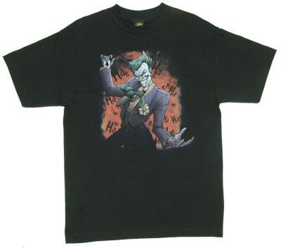 Joker's Ace - DC Comics T-shirt