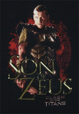 Son Of Zeus - Clash Of The Titans