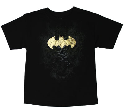 Bat Spark - DC Comics Youth T-shirt