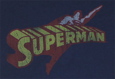 Bold Vintage - Superman T-shirt