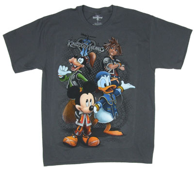 Cold Hearted - Kingdom Hearts T-shirt