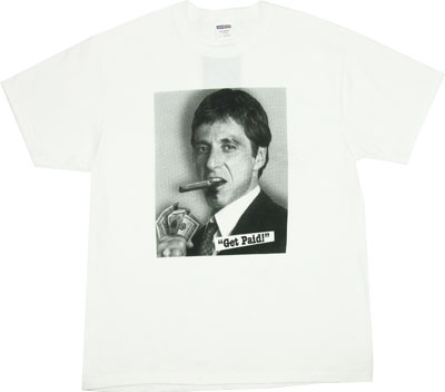 Get Paid! - Scarface T-shirt