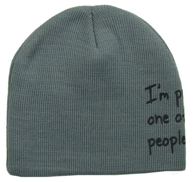 Diary Of A Wimpy Kid Boys Knit Hat