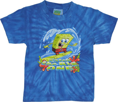 Catch The Big One - Spongebob Squarepants Toddler T-shirt