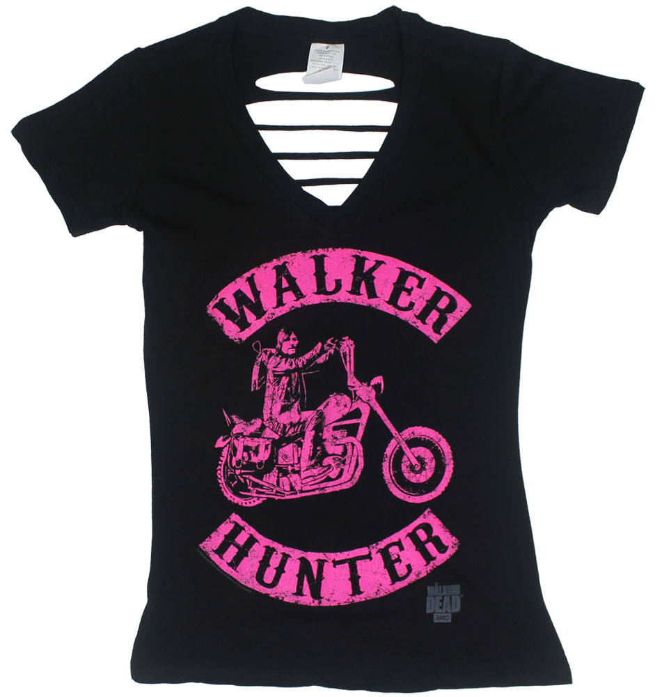 Walker Hunter - Walking Deat Juniors T-shirt
