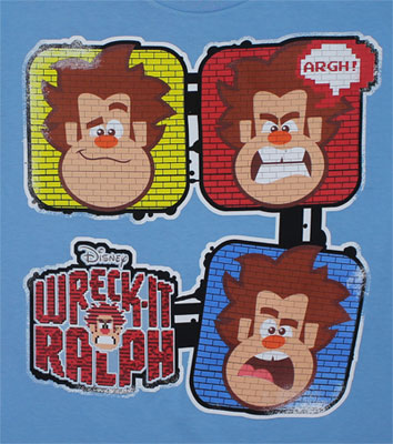 Wreck-It Ralph Youth T-shirt