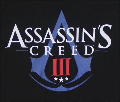 Logo - Assassin's Creed III T-shirt