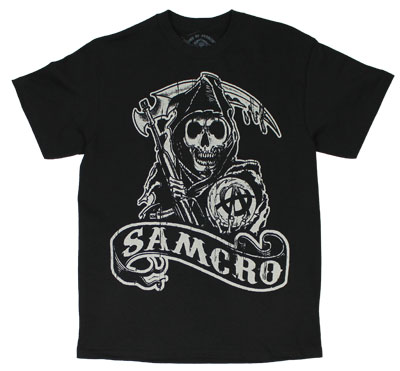 Vintage Sickle - Sons Of Anarchy T-shirt