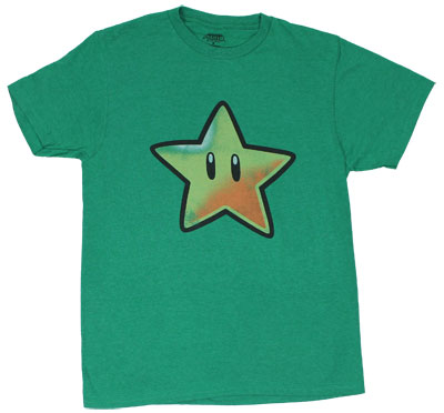 Star - Nintendo T-shirt