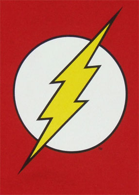 Flash Logo - DC Comics Infant Onesie