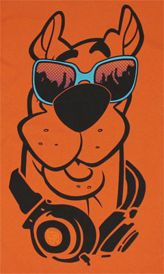 Scooby Shades - Scooby Doo T-shirt