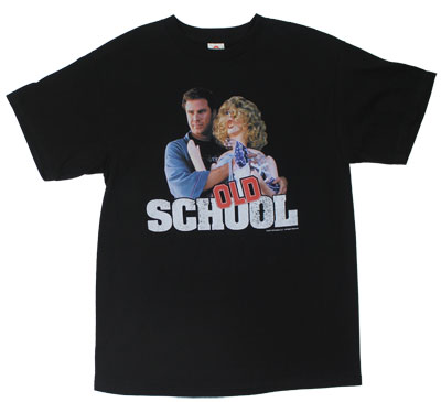 Frank And Friend - Old School T-shirt