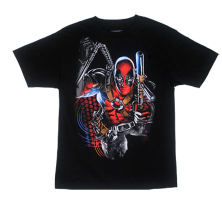 Dead Baton - Marvel Comics T-shirt