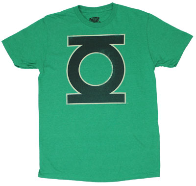 Classic Ring - Green Lantern Sheer T-shirt