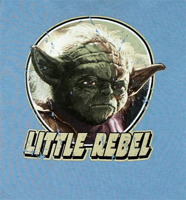 Little Rebel - Star Wars Infant T-shirt