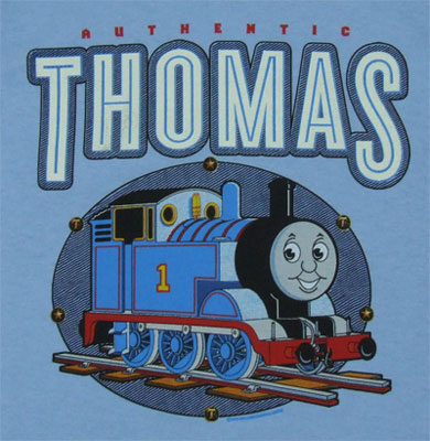 Authentic Thomas - Thomas The Tank Engine Juvenile And Toddler T-shirt