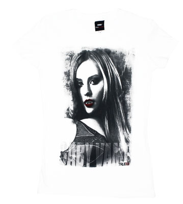 Baby Vamp - True Blood Sheer Women's T-shirt
