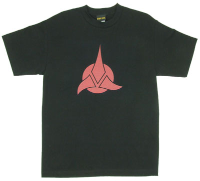Klingon Logo - Star Trek T-shirt