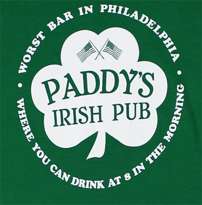 Worst Bar In Philadelphia - It's Always Sunny In Philadelphia Sheer Women's T-shirt