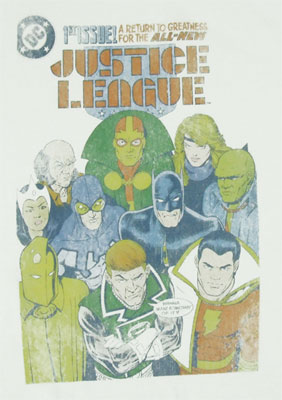 Justice League #1 - DC Comics T-shirt