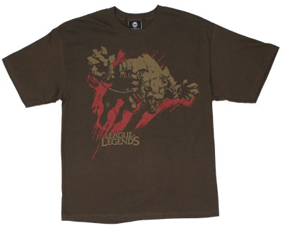Warwick - League Of Legends T-shirt