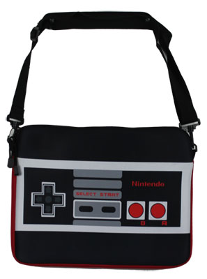 Controller - Nintendo Laptop Bag