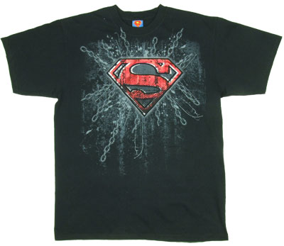 Super Steel - DC Comics T-shirt