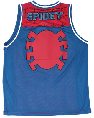 Spidey - Marvel Comics Basketball Jersey