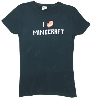 I Porkchop Minecraft - Minecraft Sheer Women&#039;s T-shirt