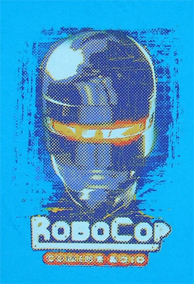 Coming 2010 - Robocop Sheer T-shirt