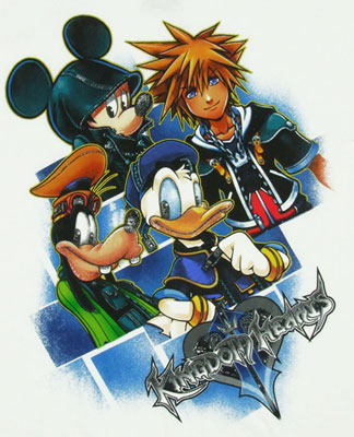 Straight From The Heart - Kingdom Hearts T-shirt