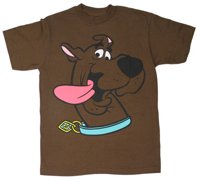 Scooby Face - Scooby Doo Boys T-shirt