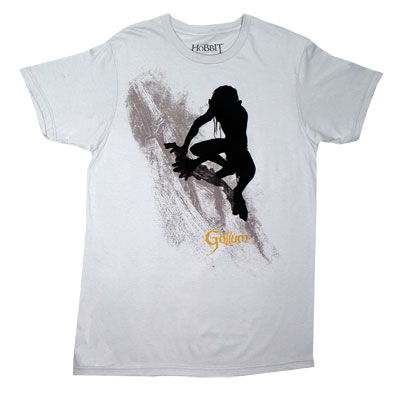 Gollum's Shadow - The Hobbit T-shirt