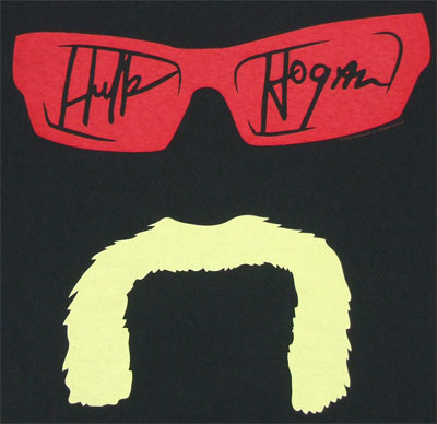 Shades And Stache - TNA Wrestling T-shirt