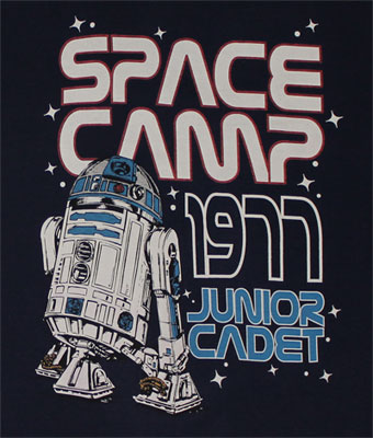 Space Camp 1977 - Star Wars Youth T-shirt