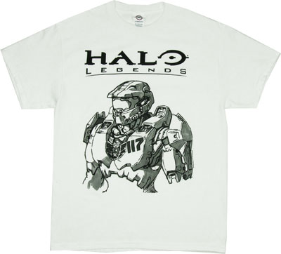 Halo Legends - Halo T-shirt