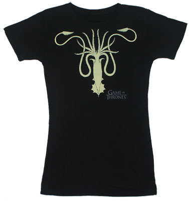 House Greyjoy - Game Of Thrones Juniors T-shirt