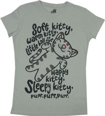 Soft Kitty - Big Bang Theory Sheer Women&#039;s T-shirt